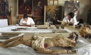 Arte Colonial: ¿patrimonio en vías de extinción?