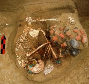 Huaca Bandera: revelan fotos de la Cámara de Sacrificios Humanos descubierta recientemente en Perú