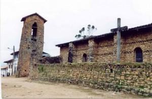 Templo de La Jalca Grande