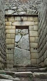 Machu Picchu 100 años: Las puertas