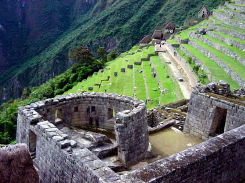 Machu Picchu 100 años: El Templo del Sol