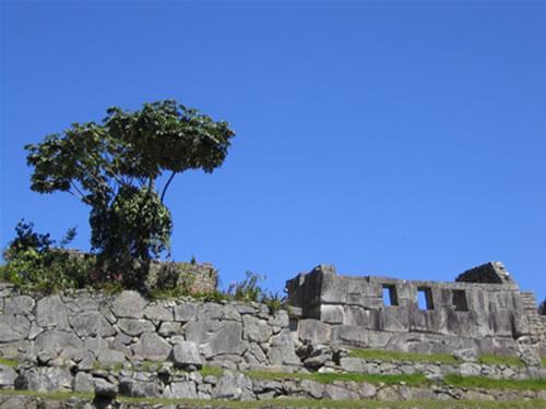 Machu Picchu 100 años: Templo de las tres ventanas