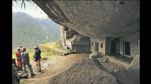 La Gran Caverna del Huayna Picchu