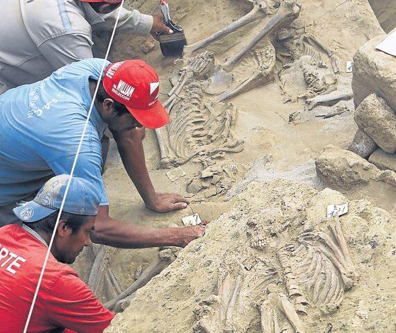 Cultura Sicán: religión y muerte. Descubren imponente tumba en Pomac, Lambayeque, Perú