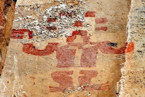 Calendario 2012 sobre Arte Rupestre