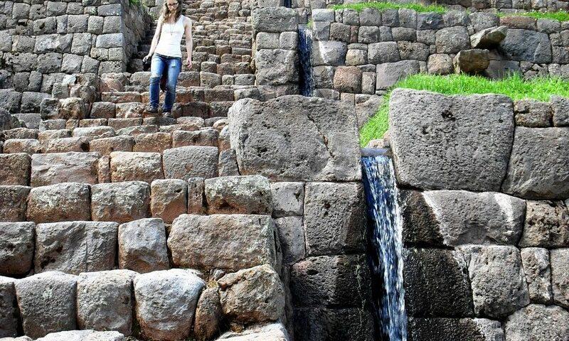 Tipón: tecnología agrícola inca