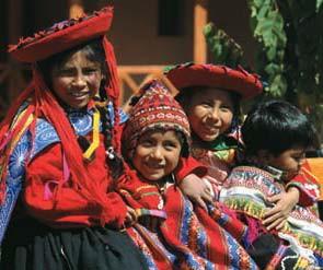 Turismo rural: Puno y el lago Titicaca