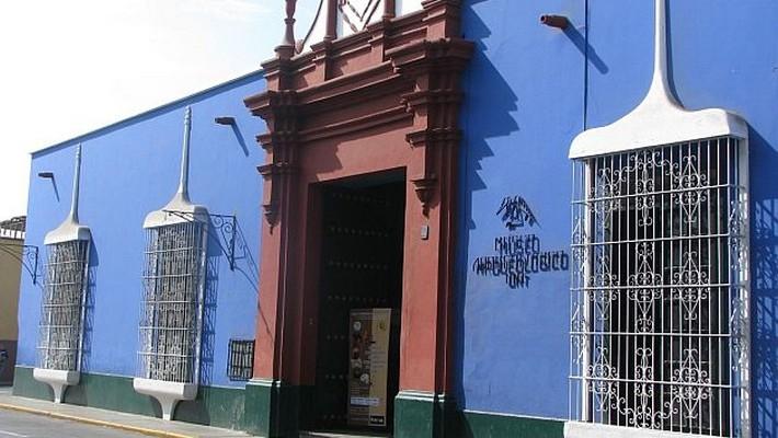 Pagan un sol a cada persona que visita museo universitario en Trujillo, Perú