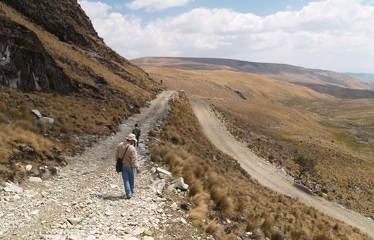 Un Camino Ceremonial Chimú