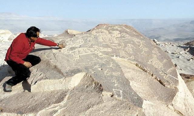 Atentado a complejo de petroglifos más grande y rico del mundo: Toro Muerto, Arequipa, Perú