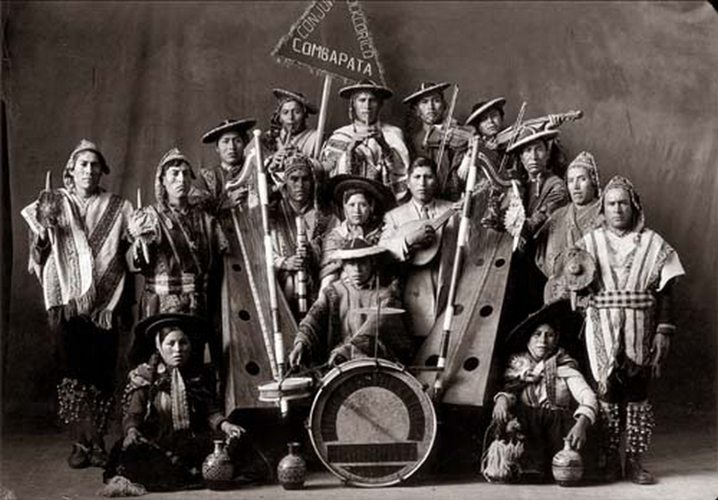 Martin-Chambi-Grupo-Folklorico-de-Combapata