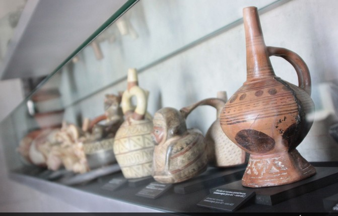Peru's ancient artifacts to be on display in Switzerland