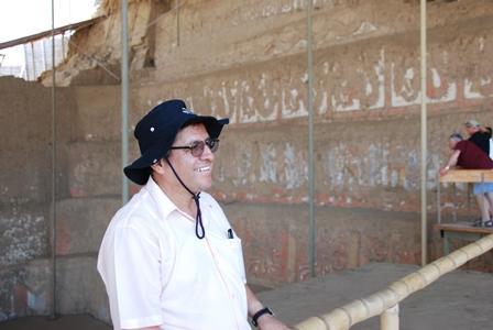 Falleció el destacado arqueólogo Santiago Uceda Castillo