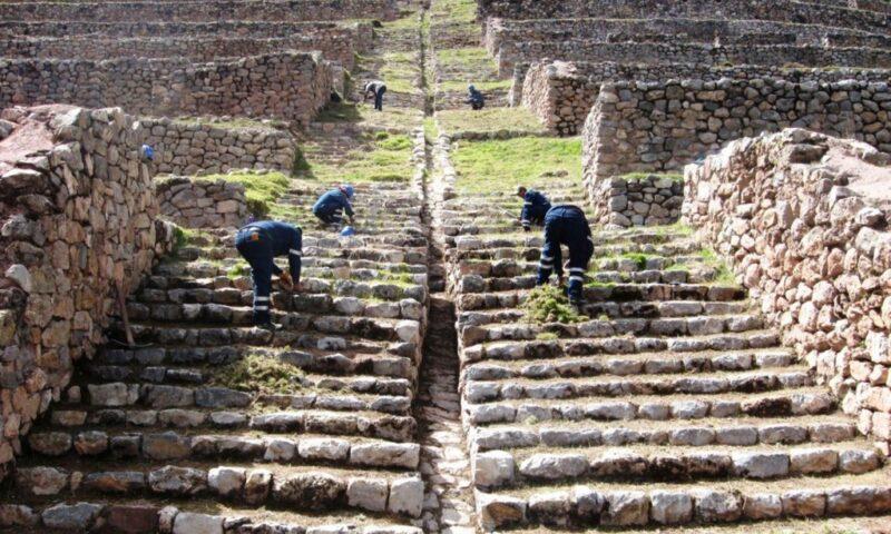 Proyecto Qhapaq Ñan transfirió obras de restauración de siete tramos del sistema vial andino a las jefaturas de parques arqueológicos
