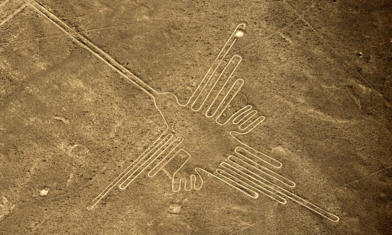 Acciones para protección y preservación de Líneas y Geoglifos de Nasca