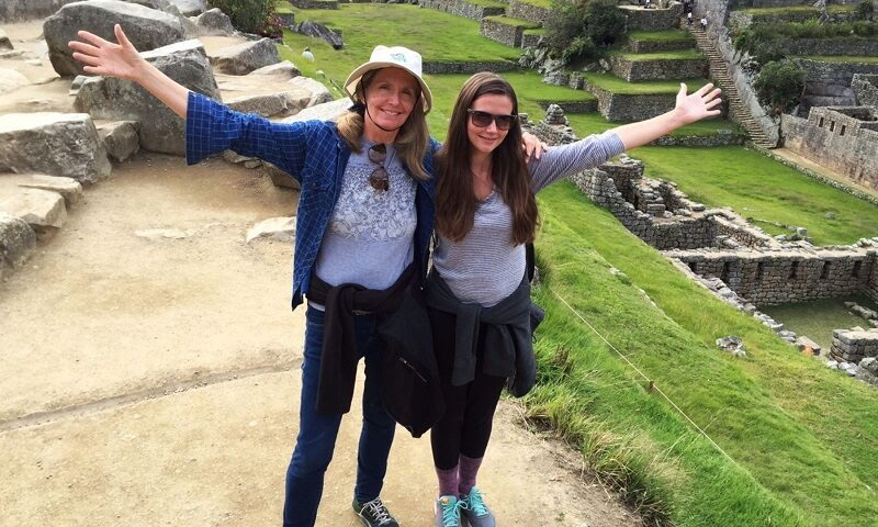 Pam Grout: Machu Picchu has been a wonderful, unforgettable experience