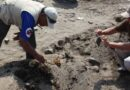 Invasores desenterraron restos arqueológicos prehispánicos Las Lomas, Trujillo