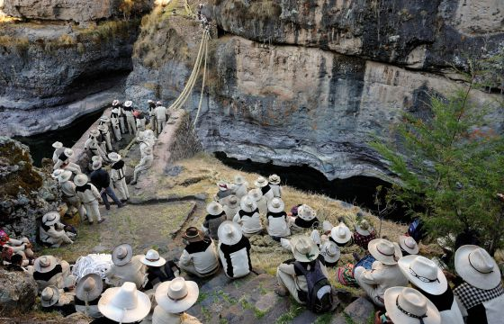 El Q'eswachaka de Canas: ingeniería y tradición inca