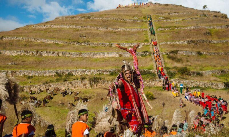 Sóndor Raymi en Andahuaylas