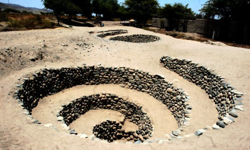 Nazca's to-be-unveiled tourism potential