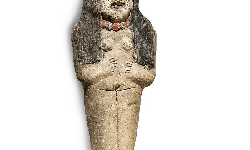 Esculturas de Vichama consideradas como hallazgo arqueológico inolvidable del 2015