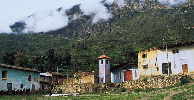 Inka Naani: sendero inca entre Áncash y Huánuco