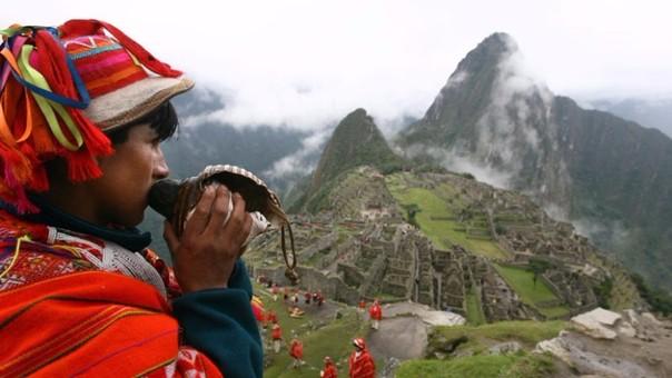 Machu Picchu, destacado atractivo turístico espiritual