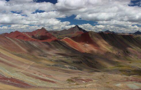 Valle de la Montaña de colores, Montaña Arco Iris, Rainbow Mountain (Jaime Briceno)