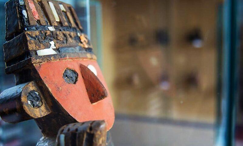 Exhiben piezas inéditas en museo Chan Chan