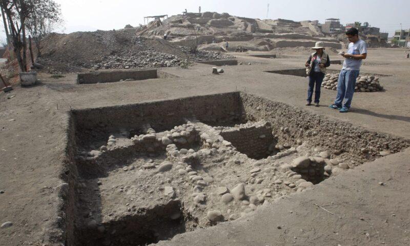 Los tesoros ocultos de la Huaca Bellavista