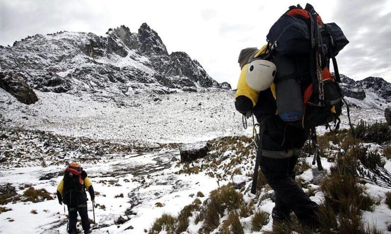 Peru Police rescues missing U.S. tourist near Misti volcano