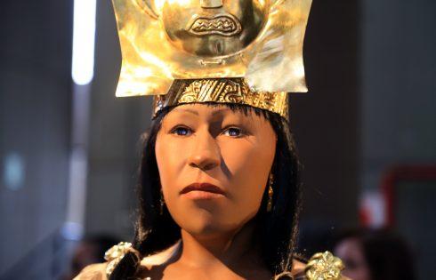 Señora de Cao, Face to Life