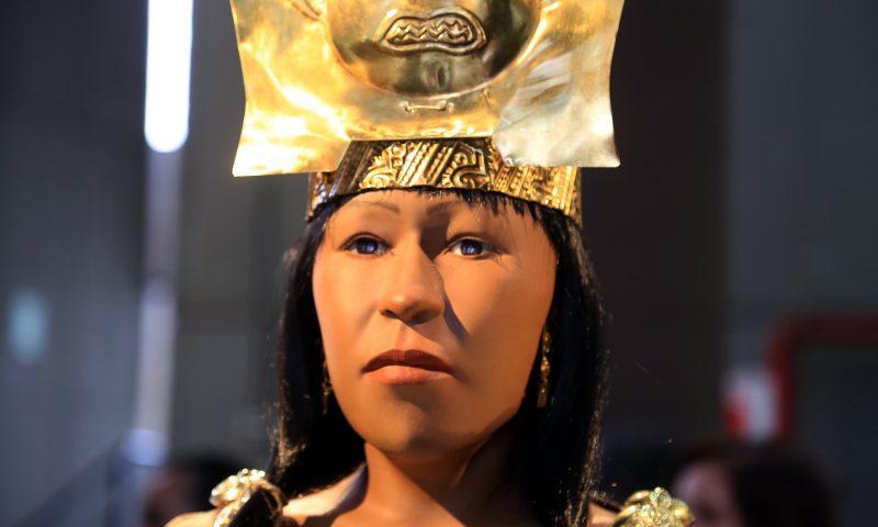 Señora de Cao: ¿Sacerdotisa o gobernante?