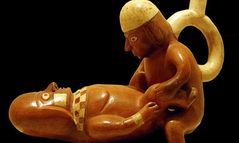 Álbum: Huacos Eróticos de la cultura Moche