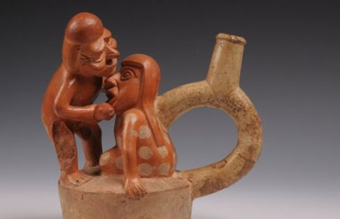 El explícito arte erótico de los moche, unos de los primeros pueblos de América