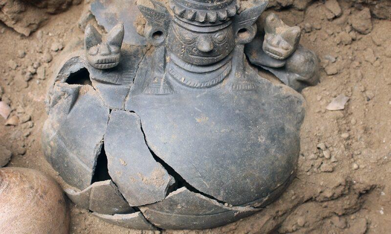 La tumba de un orfebre de la élite Sicán y otros hallazgos de la cultura Lambayeque