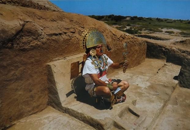 Chotuna-Chornancap: Escenarios Sagrados y Rituales Funerarios