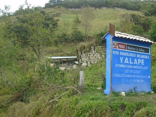 Restos Arqueológicos de Yalape