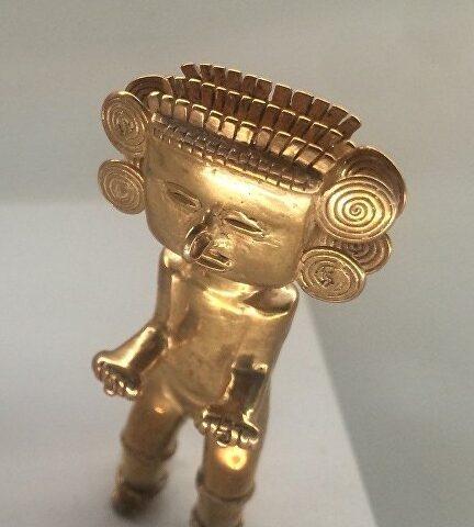 Exposición 'El Oro del Imperio Inca: Dios, poder, eternidad. 2000 años de gran civilización'